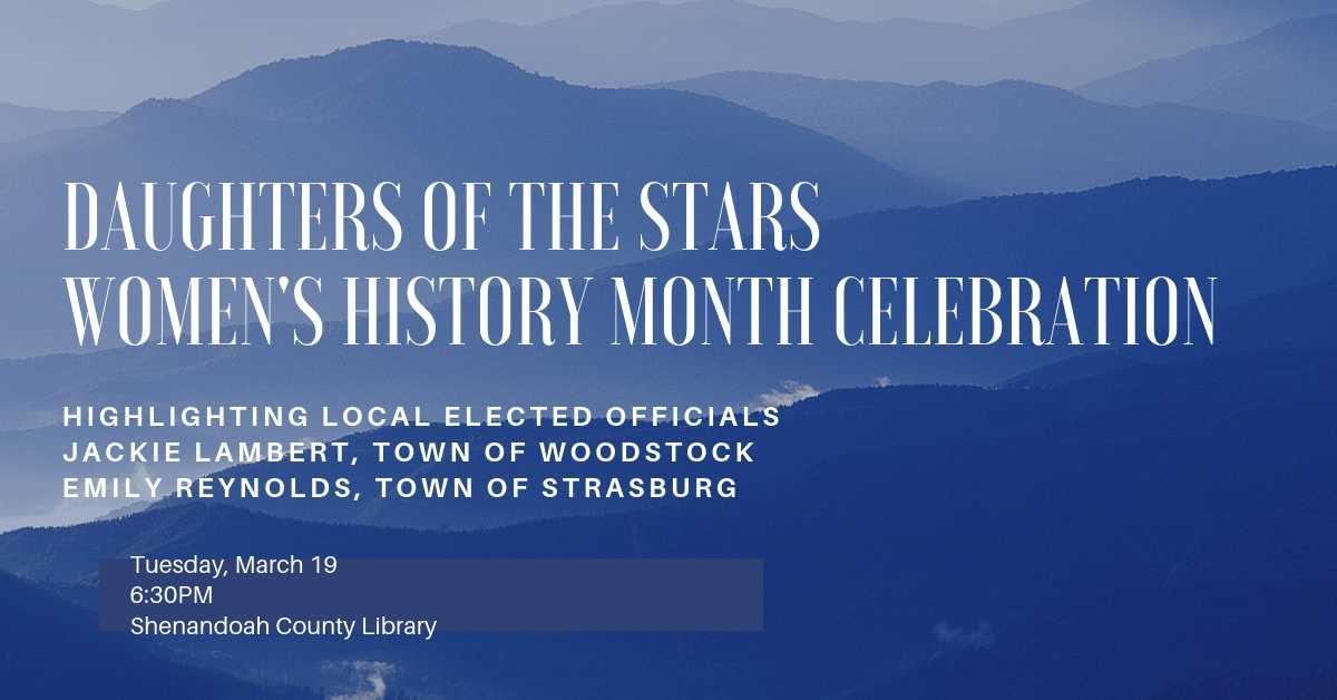 Daughters of the Stars Women's History Month Program