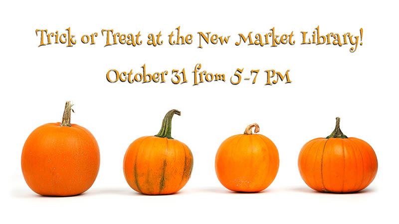 Trick or Treat on Congress Street: New Market