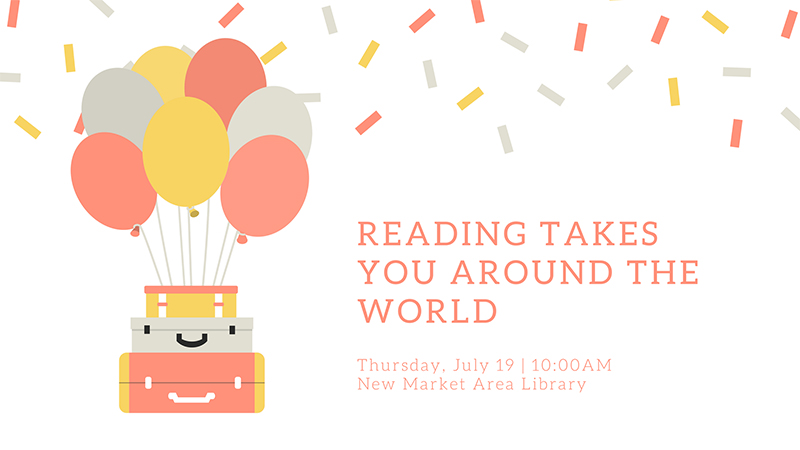 New Market Summer Reading Program 2018